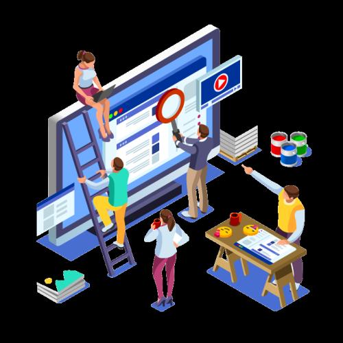 Ogma Assist Web Marketing, criação de desenvolvimento de mídia digital